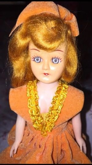 Vintage Doll in New Braunfels, TX (sells for $5)