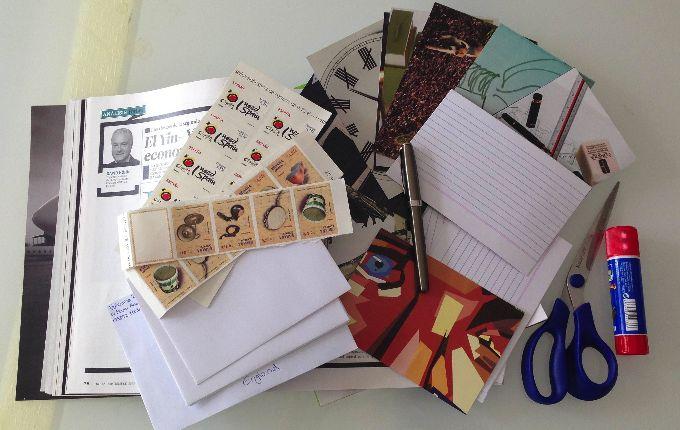 Reto de Octubre: 100 días - 100 postales - ValeDeOroValeDeOro