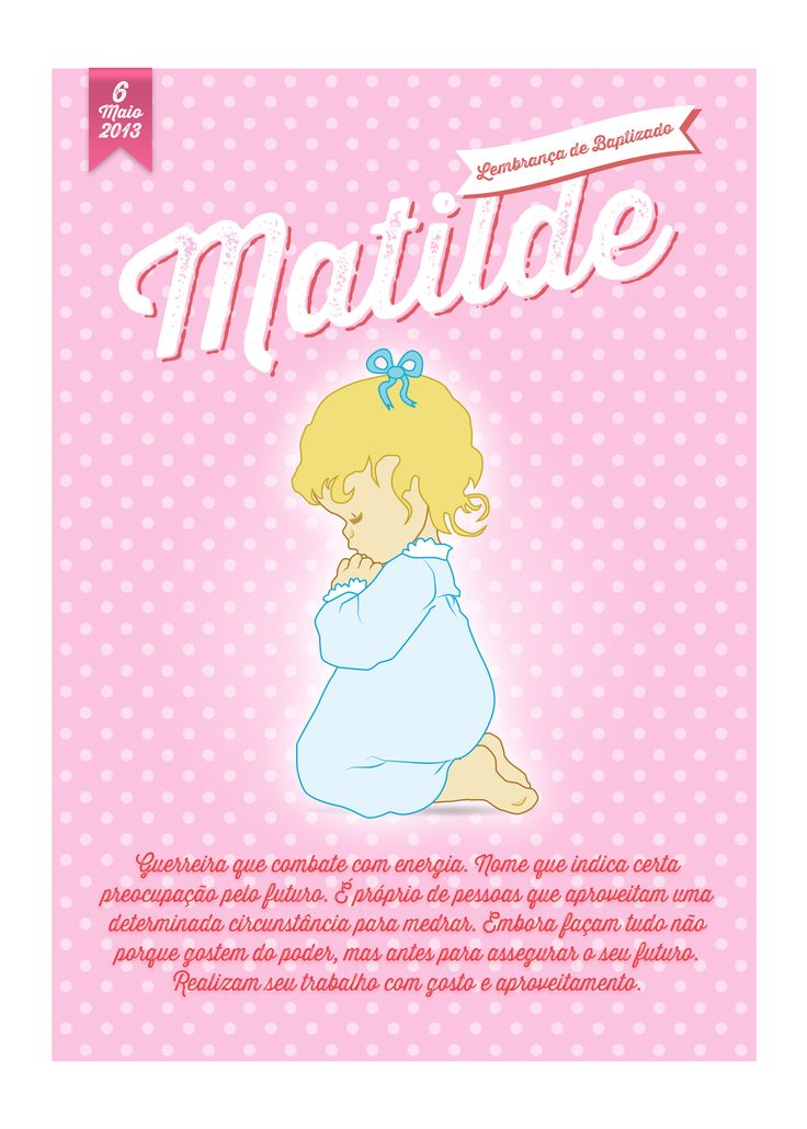 Personalize a pretty poster with your little girls name! #chezmaga @chezmaga.com