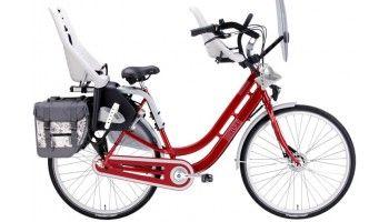 Zitjespakket Yepp Wit Incl. Tas - Kinderzitjes - Accessoires - Fietsenwinkel BikesPlaza