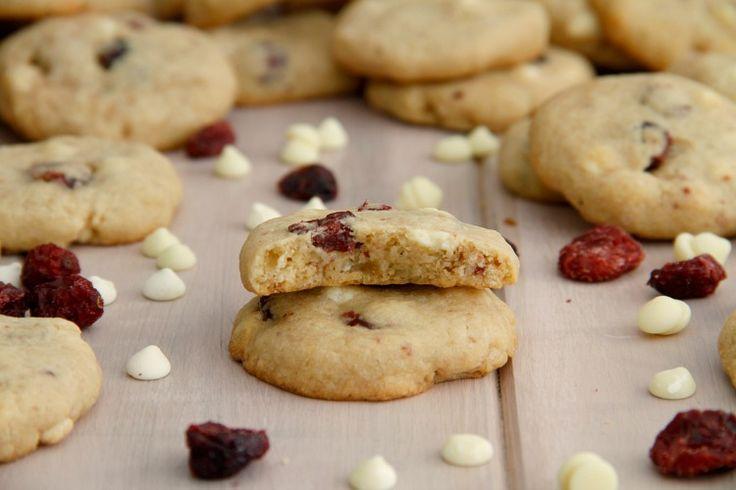 Cookies de chocolate blanco y arándanos » Recetas Thermomix   MisThermorecetas