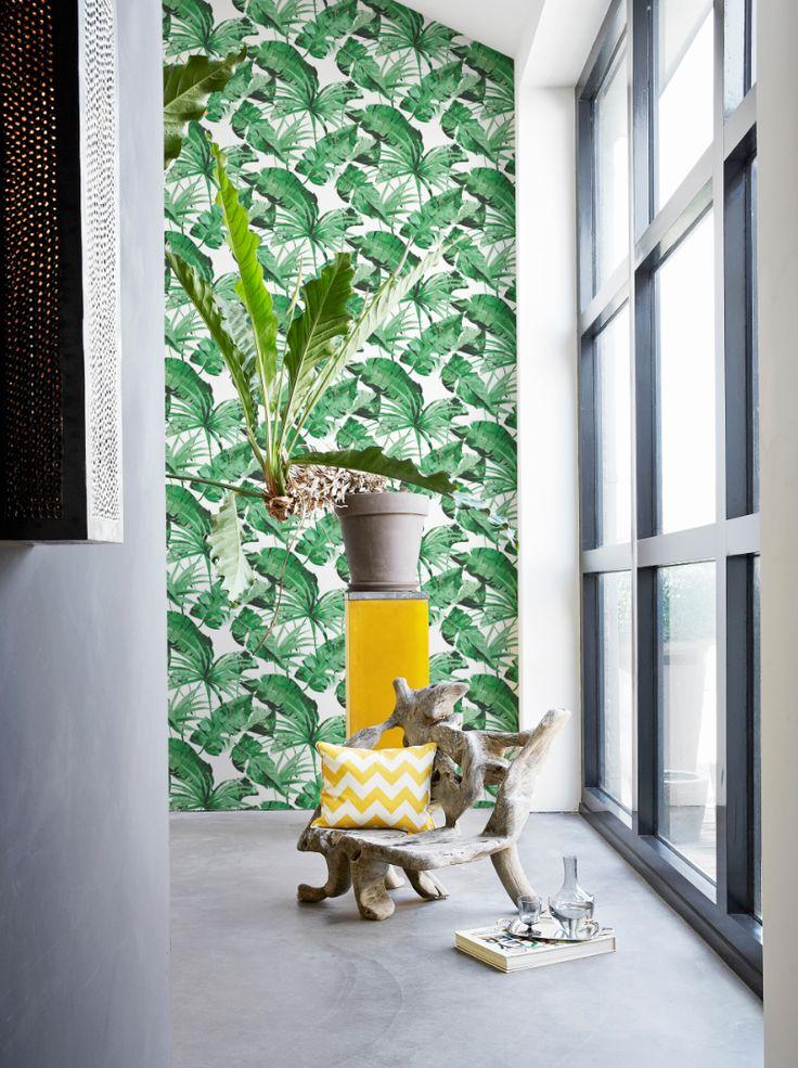Behang / Wallpaper collection Designed for Living - BN Wallcoverings