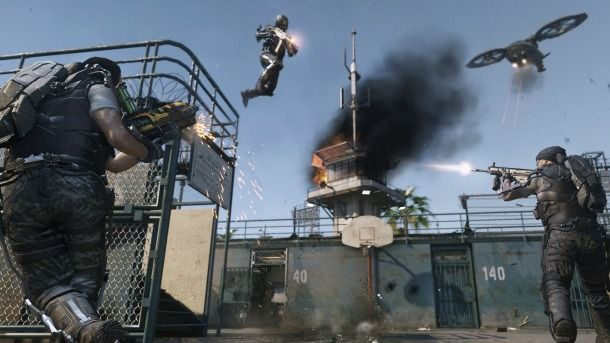 Advanced Warfare And Sonic Adventure Receive Xbox One Backward Compatibility