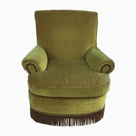 Vintage Sessel aus Samt Jetzt bestellen unter: https://moebel.ladendirekt.de/kueche-und-esszimmer/stuehle-und-hocker/armlehnstuehle/?uid=368525e8-742a-5f3d-97ba-b936c1063bf6&utm_source=pinterest&utm_medium=pin&utm_campaign=boards #kueche #esszimmer #armlehnstuehle #hocker #stuehle