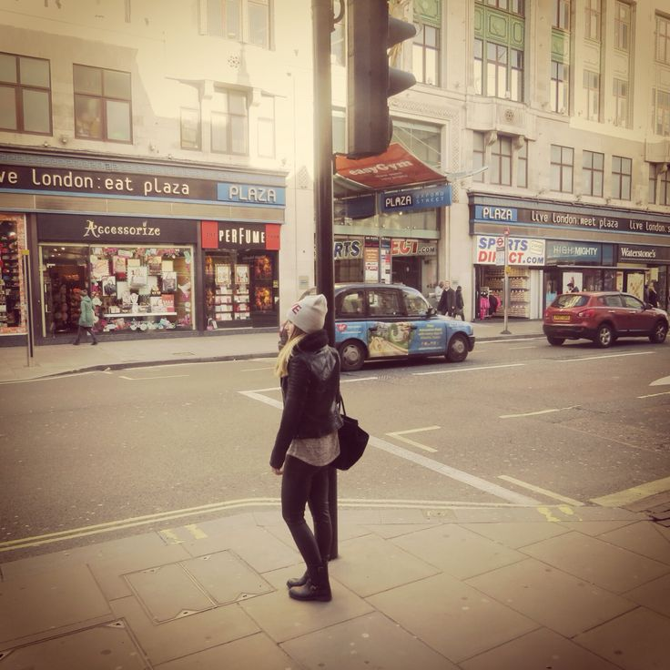 London, me, oxfordstreet, throwback