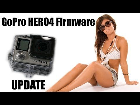 GoPro HERO4 Firmware Update Tutorial.  This is how to update a GoPro HERO4 camera's firmware.  This GoPro firmware update procedure should work with any GoPro HERO4 camera model.  Please share and enjoy my other GoPro tutorial videos too!