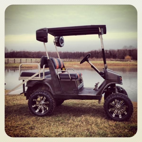 16 best golf cart ideas images on pinterest golf carts for Yamaha golf cart gas vs electric