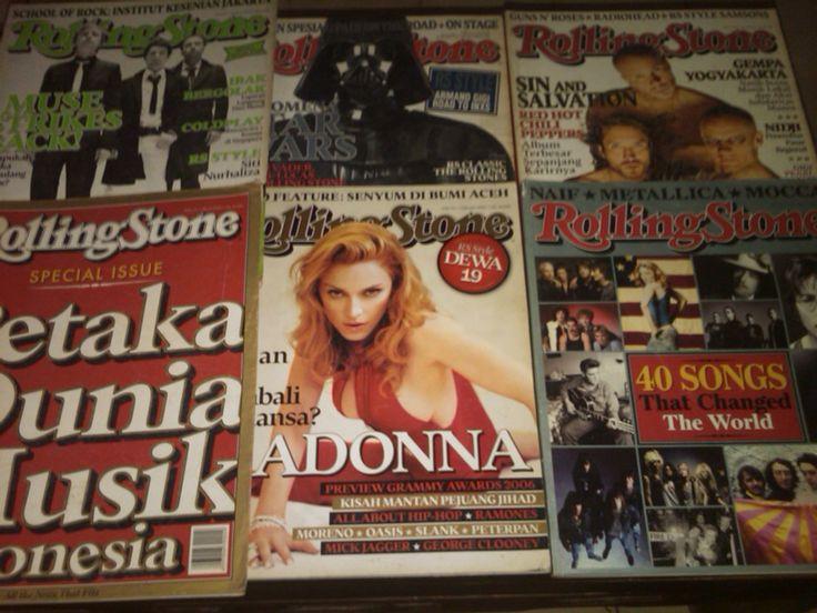 Majalah rolling stone