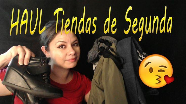 HAUL tienda de segunda mano compras de ropa usada para  mujer #1  #ropausada #Haul #compras #tiendasdesegundamano #trift #Vlog #savationarmy #goodwill #triftstore