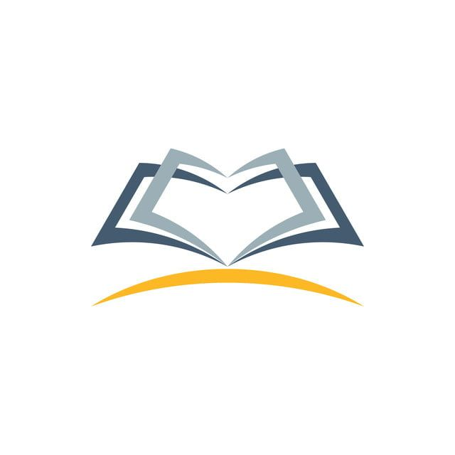 Books Logo Book Logo Education Logo Design Education Logo