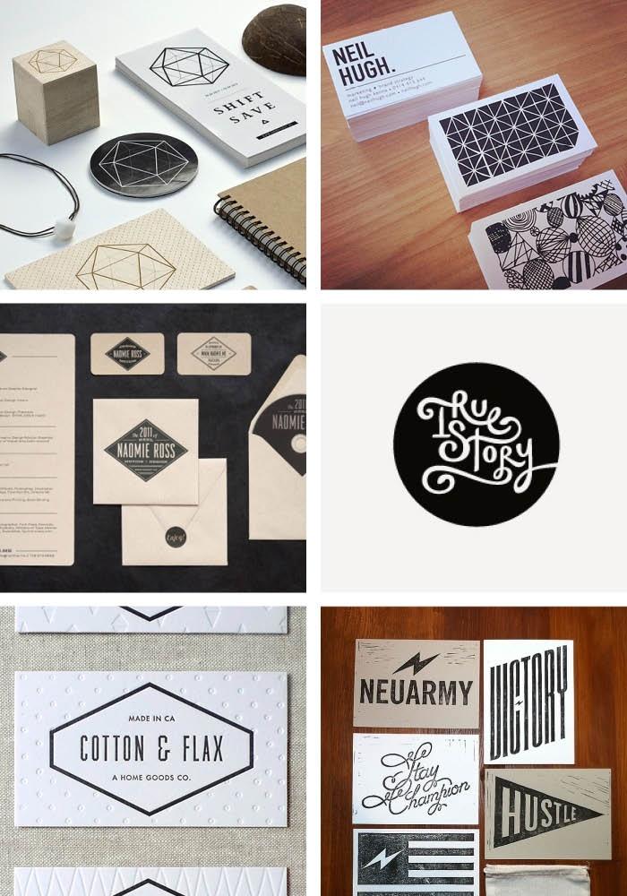 Neutral Branding Design Inspiration | OCHER