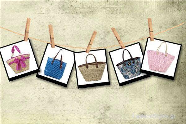 Fullah Sugah ψάθινες τσάντες Καλοκαίρι 2013 | FashionStyles.gr
