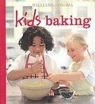 Williams Sonoma: Kid's Baking by Abigail Johnson Dodge (2003, Hardcover, Spiral) Image