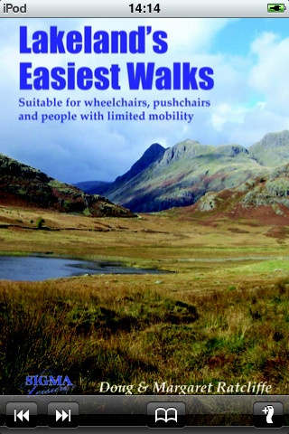 Lakeland's Easiest Walks-Suitable for Wheelchairs, Pushchairs and People With Limited Mobility iPhone and iPad app by Andrews UK Limited. Genre: Health and Fitness application. Price: $9.99.