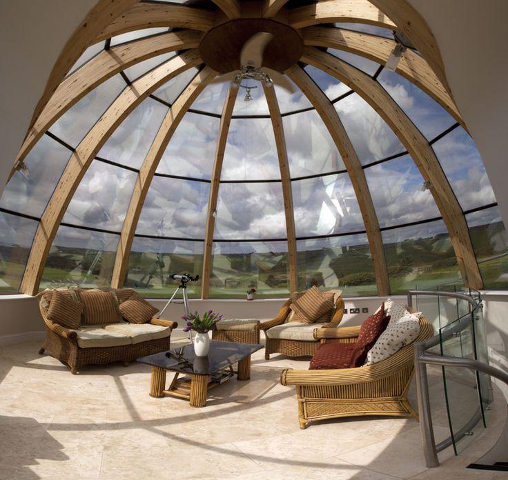 Dome Home Interior Design: 건축,인테리어 Interior