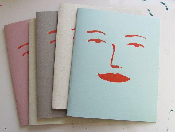Face zine by ElizabethGraeber on Etsy, $10.00
