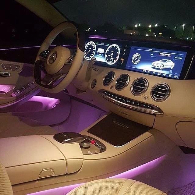 Mercedes S-Class tag a Mercedes lover! — Photo by @suwaidan_a999 – #lover #Mer… #The rich lifestyle