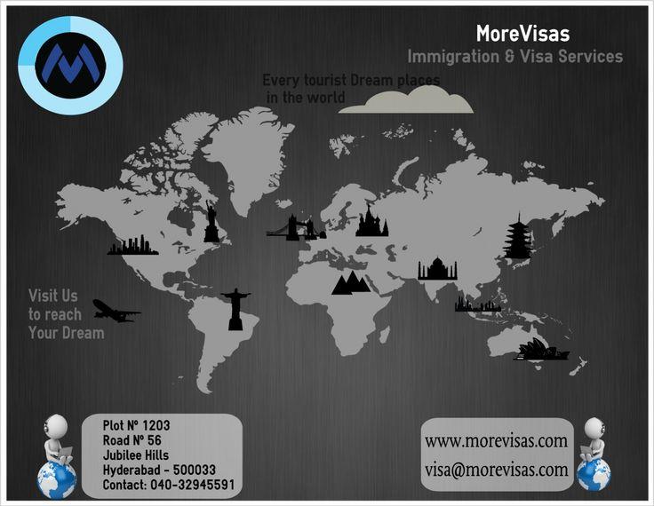 Tourist Visa - MoreVisas