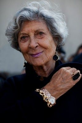 """I SAY AMEN TO THIS!!!    """"Our culture is fearful of ageing,"""" said (Caryn) Franklin, """"and especially ageing women. I say, 'Stop apologising for getting older. Embrace it.' I want young women to see that beauty ages beautifully and there is no need to feel that getting older is something that has to be medicated, managed with surgery or be obsessed about."""""""