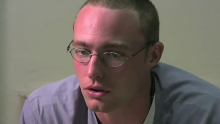 Josh Phillips was 14 in 1999 when he strangled his neighbour 8 year old Maddie Cliften after a ball hit her when they were playing basebal and he could not get her to stop crying .He brought her into his house and strangled her and hide her in the base of his water bed . Josh was afraid of the reprecussions if his father found out that he had brought her into his house  his mother noticed his waterbed leaking found Maddies body and alerted police . Josh was tried as an adult and given life