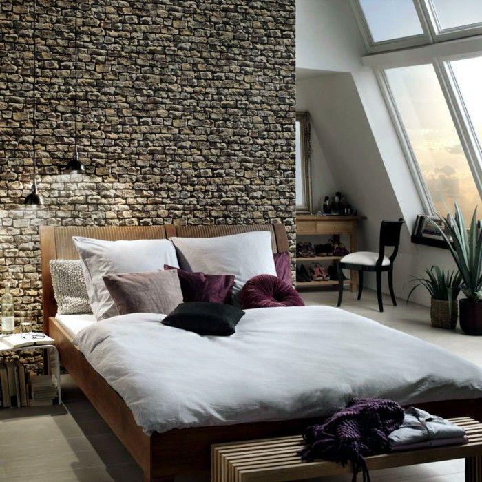 15 besten Vorhang Raumteiler Bilder auf Pinterest Vorhang - wandgestaltung ideen schlafzimmer