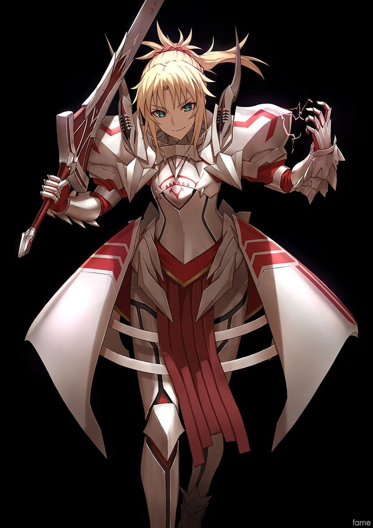 Fate Series   Fate/Stay Night   Saber