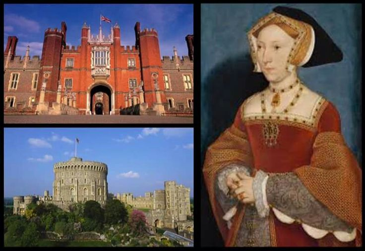 November 12, 1537: Jane Seymour's body was taken from Hampton Court Palace by chariot to Windsor Castle for burial in the chapel of St. George. Jane died the month before of puerperal fever just days after giving birth to her son Edward (King Edward VI). A great procession followed the chariot, led by Charles Brandon, Duke of Suffolk and his son-in-law Henry Grey, Marquis of Dorset (father of Lady Jane Grey). Mary (Queen Mary I) accompanied the procession and acted as chief mourner.