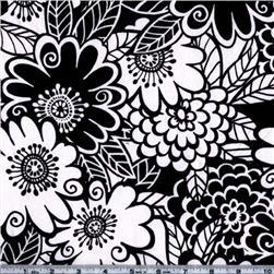 zinniaArt Crafts, White Fabrics, Miller Zesty, Apparel Fabrics, Michael Miller, Fabrics Pattern, Zinnias White, Zesty Zinnias, Fabrics Art