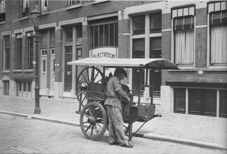 Rotterdam: Vrijebansestraat 1935