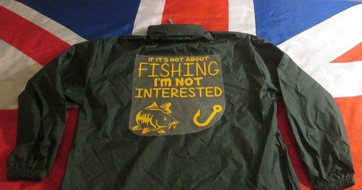 Carp Fishing Jackets