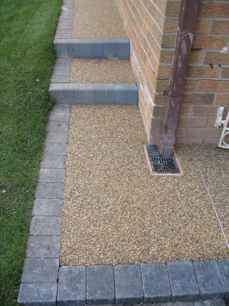 The 25 best driveways ideas on pinterest garden lighting at compliant surface option for driveways pathways and car parks because is a porous system finished in a decorative resin bound stone wearing course solutioingenieria Choice Image