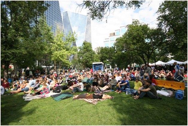 Regina Folk Festival - Suggested by Sara Nichols #festival #folkfestival #outdoors