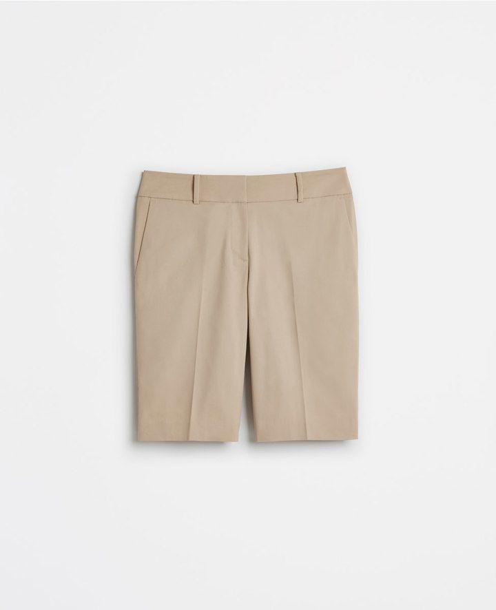 Curvy Walking Shorts