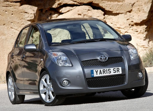Toyota Yaris the best city car