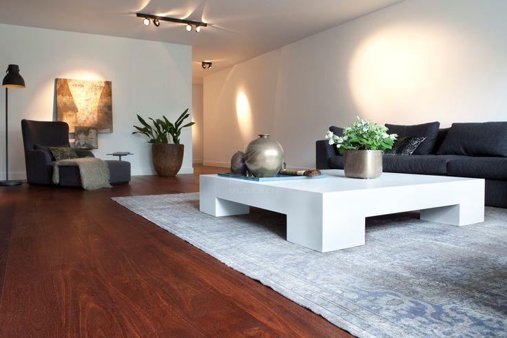 25 beste idee n over donkere houten vloeren alleen op pinterest donkere vloeren houten - Meubilair zwarte keuken lak ...