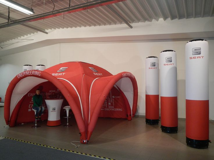 Pop Up branded event structure – visit http://www.ingeniousinflatables.com/en for more examples   #eventstructure #PopUp #brandawareness #TemporaryStructure #PopUpDomes #PopUpVenue #event #promotional #brandedstructure #marketing #brandedtent #promotionaltent #branded #marque