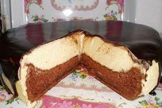 Торт-Птичье-молоко-с манной крупой