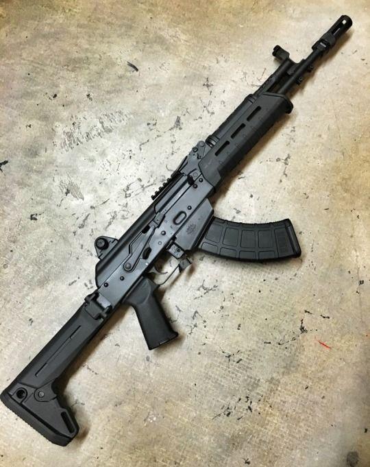 Krebs Custom AC15 - 7.62x39mm