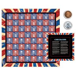 Give your dad a gift you can enjoy with him for hours at a time...Lincoln Coin Checker set