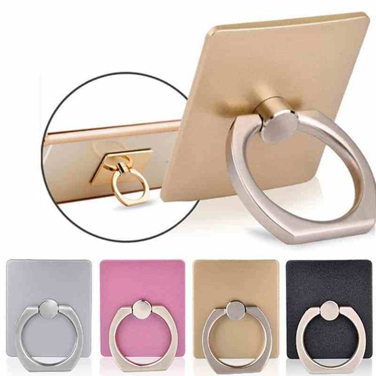 Finger Ring Phone Stand Holder  & FREE Shipping Worldwide //$9.5    #hats#shoes