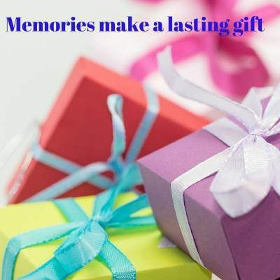 Before you buy those Christmas gifts that are played with for five minutes and then forgotten, consider this. Experiences make the best gifts. http://www.lifewrangling.com/give-experiences-rather-than-gifts/