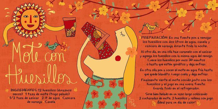 Comidas y recetas Chilenas!