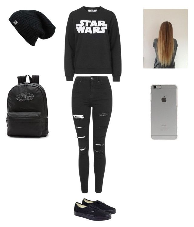 Untitled #10 by itslacybabe on Polyvore featuring polyvore, fashion, style, Tee and Cake, Topshop, Vans and Incase