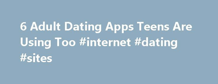 List of teenage dating websites