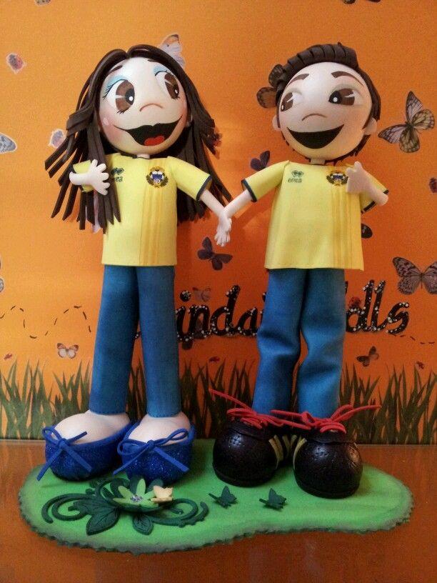 Mindaia Dolls - Fofuchas personalizadaa
