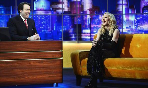 SHE may have laughed about the incident herself, but Madonna has no desire whatsoever to watch the clip of her falling down a flight of stairs at the 2015 BRIT Awards.