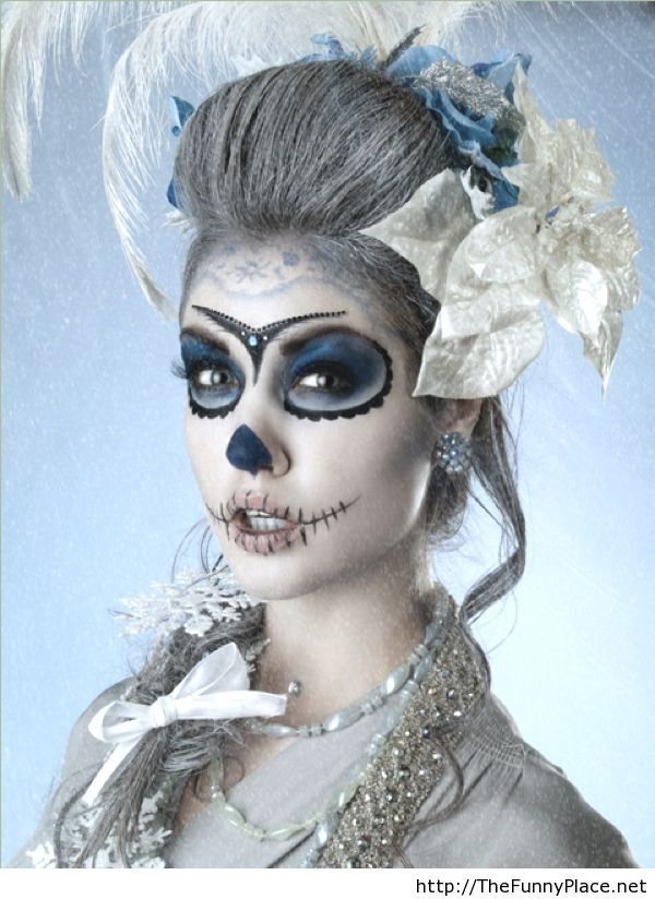 255 best Halloween | Scary Faces images on Pinterest | Costumes ...