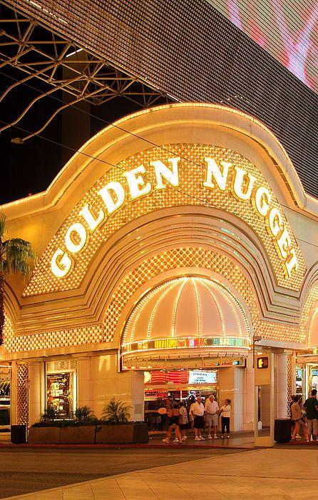 Golden Nugget,Las Vegas,Fremont Light Show