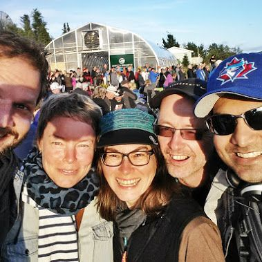 The Gathering. Day 1 • #tstStories   • #tstCanada w @BurlGathering @NLtweets @explorecanada • #FireFoodMusic #ExploreCanada #ExploreNL #Gibson • #Travel #Canada #Newfoundland #Burlington