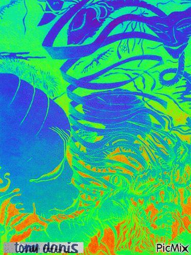 my digital art,gif    #originalcontent #gif #digitalart #art #painting #fantasy